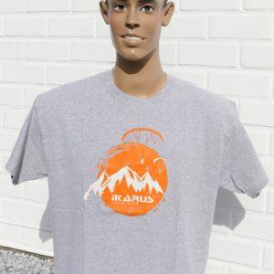 IKARUS T-shirt model 05 te verkrijgen bij ikarus.be!