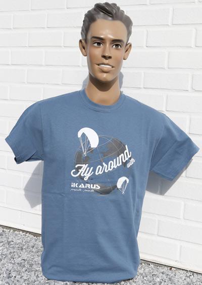 IKARUS T-shirt model 06 te verkrijgen bij ikarus.be!