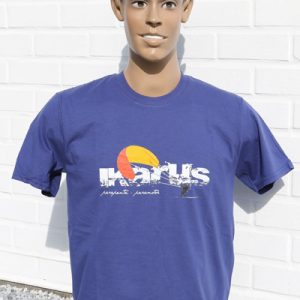 IKARUS T-shirt model 07 te verkrijgen bij ikarus.be!