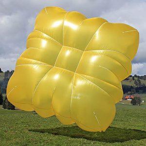 Independence Ultra Cross noodparachute bij ikarus.be!