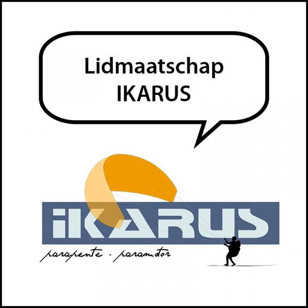 Lidmaatschap IKARUS vzw