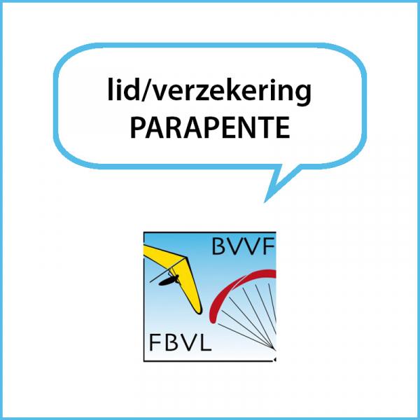 Lidmaatschap BVVF vzw