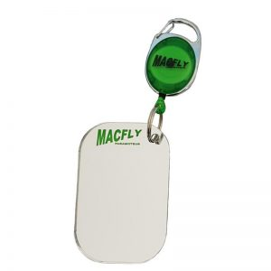 MACFLY Spiegeltje, te verkrijgen bij ikarus.be!