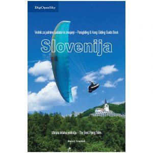 Paragliding guide Slovenija, ... te koop bij ikarus.be!