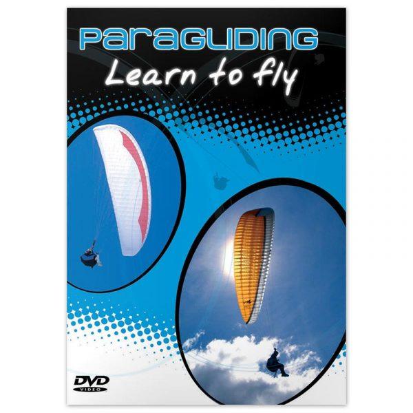 Paragliding: learn to fly, ... te koop bij ikarus.be!