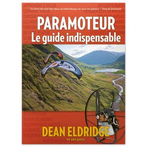 Paramoteur, le guide indispensable, ... te koop bij ikarus.be!