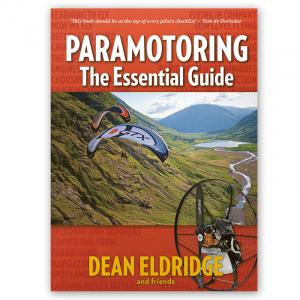 Paramotoring: The essential guide, ... te verkrijgen bij ikarus.be!