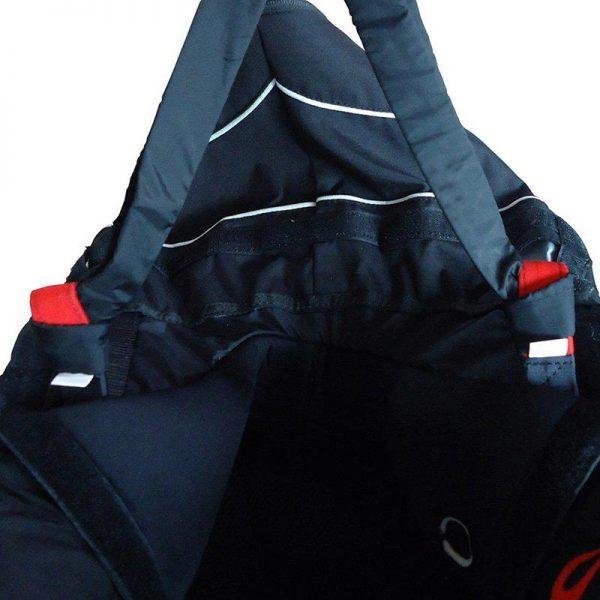 Risers voor de verbinding van uw harnas met uw noodparachute.