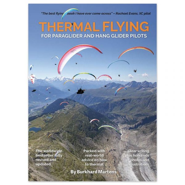 De nieuwe Thermal Flying 3, te koop bij ... ikarus.be!