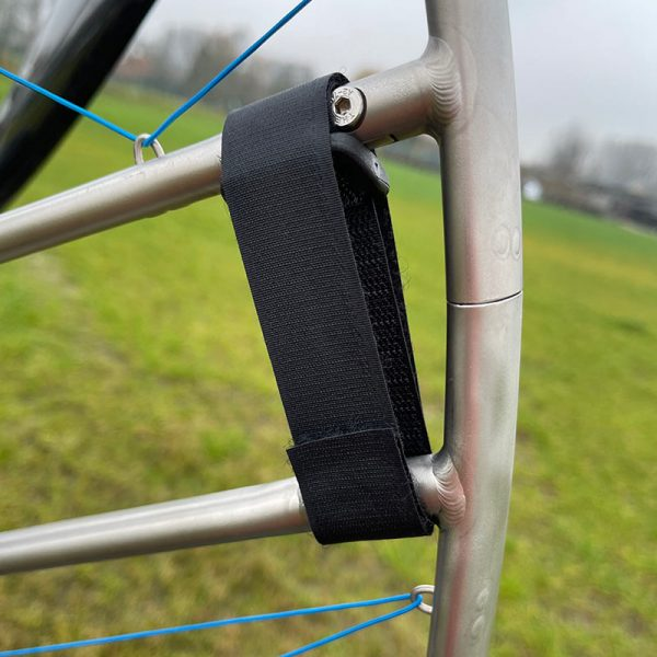 Velcro om de kooi-delen te bevestigen, ... te koop bij ikarus.be!